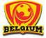 Belgisch Nationaal team powerchairhockey Logo